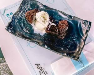 Aristos Restaurant - desert