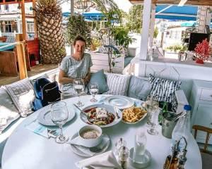 Aristos Restaurant - lunch