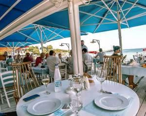 Aristos-Restaurant interior