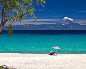 Armenistis Camping Beach