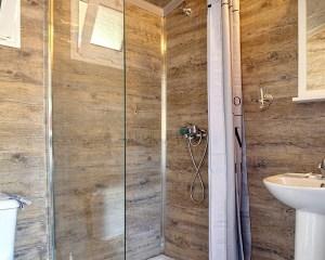 Armenistis Safari Tent 5pax bathroom