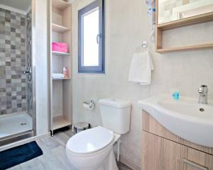 Armenistis Beach House bathroom