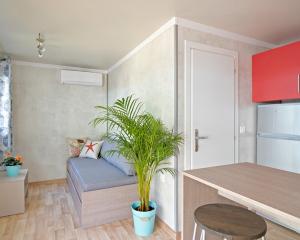 Armenistis Lux Mobile Home interior
