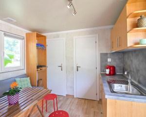 Armenistis Lux Mobile Home kichen