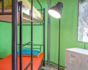 Youth Hostel beds