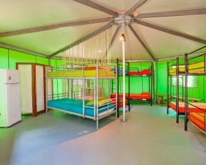 Youth Hostel interior