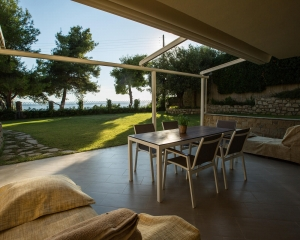 Moriel Seaside Homes Suites - terrace