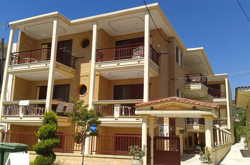 House Sartios – Sarti