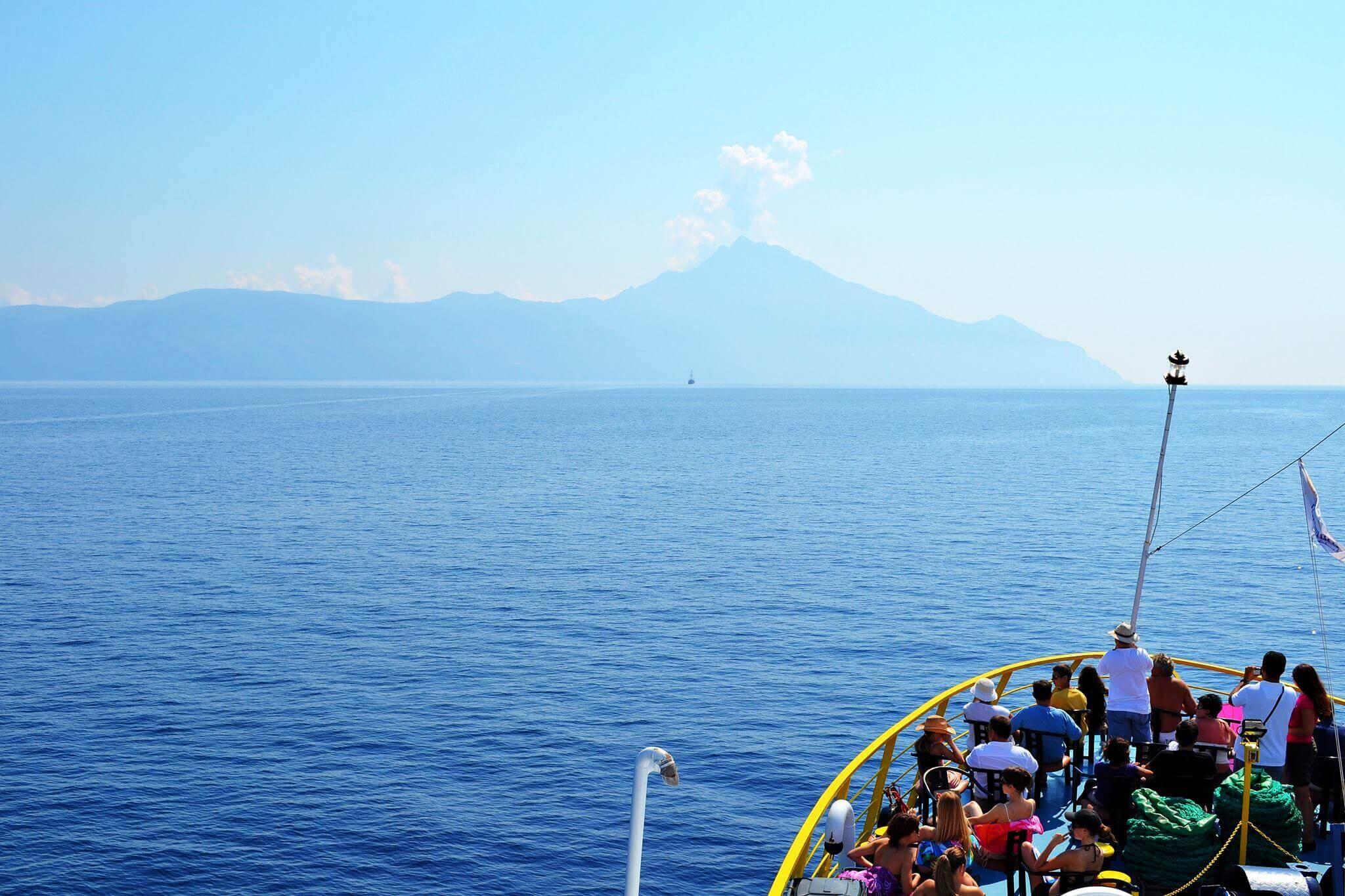 Mount Athos Cruise – Ormos Travel