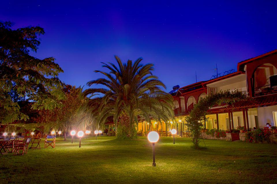 Hotel Nefeli - Sykia
