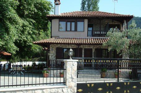 Villa Platanorama – Vourvourou