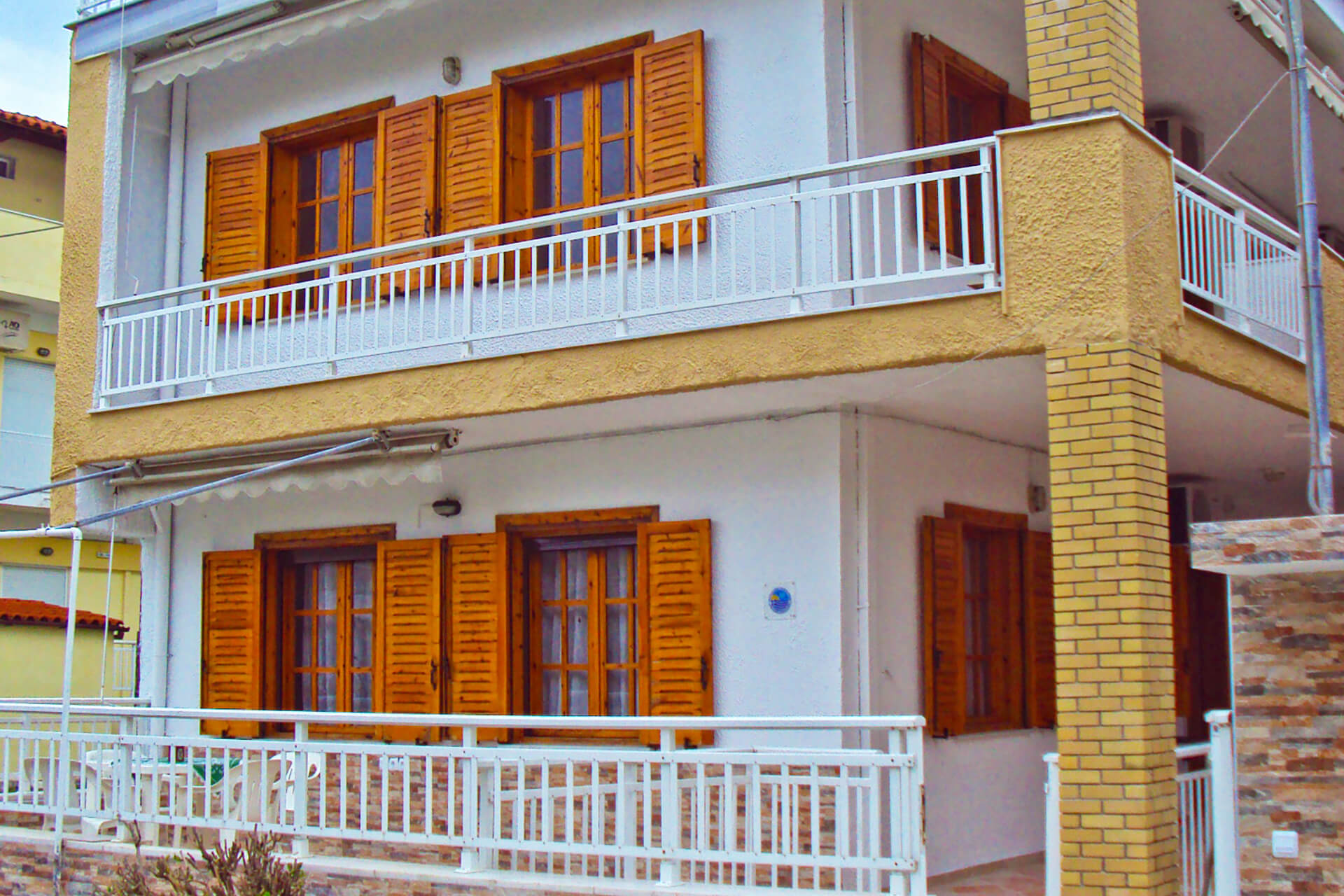 Maria House – Sarti