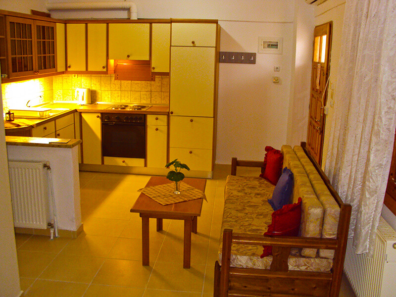 Maria House - Sarti interior room-for-5-people