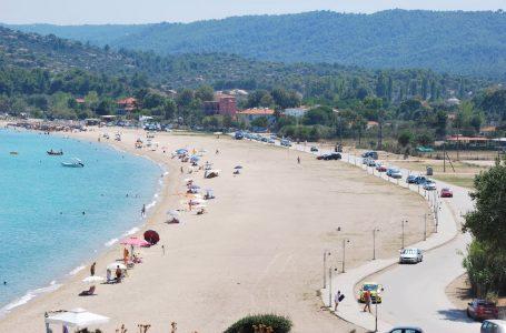 Livrohio Beach or Trani Ammouda