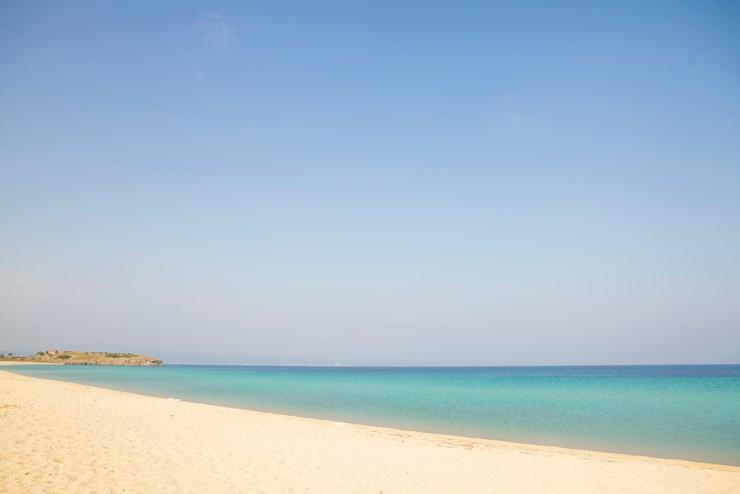 Ammouda Villas sea