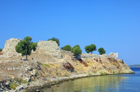 Archeological Sites and Monuments in Sithonia