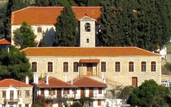 Folklore Museum (gristmill of Vatsios) - Nikiti