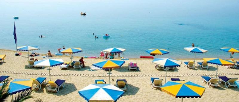 Blue Flag Beaches In Sithonia