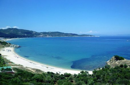 Blue Flag Beaches in Sithonia
