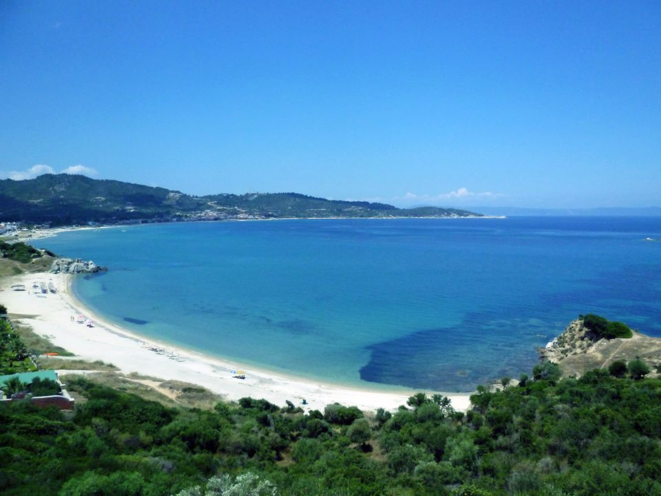 Visit Sithonia Sithonia beaches and accommodation