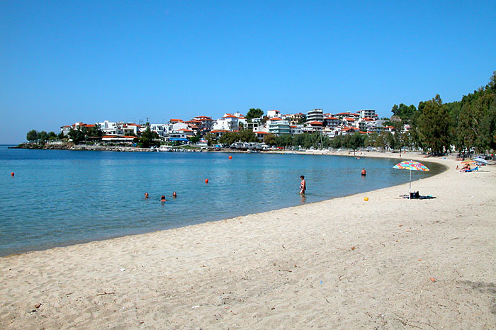 Neos Marmaras Beach