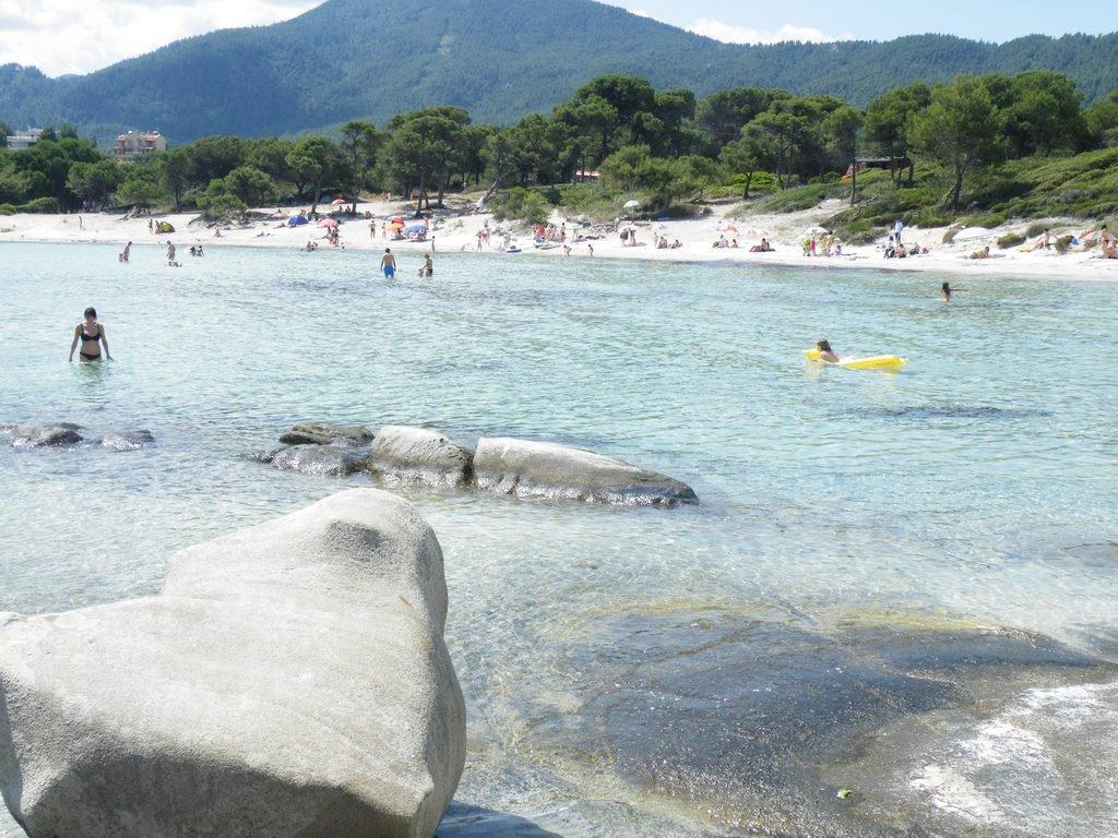 Karidi beach - Vourvourou