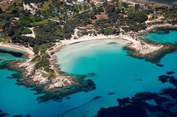 Karidi Beach – Vourvourou
