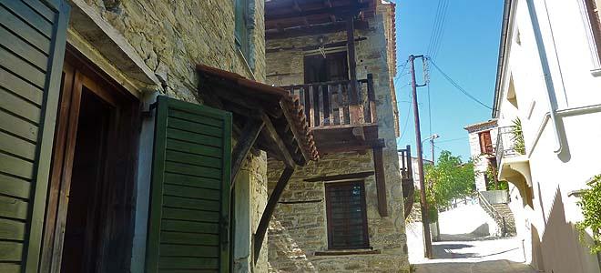 old-nikiti-street
