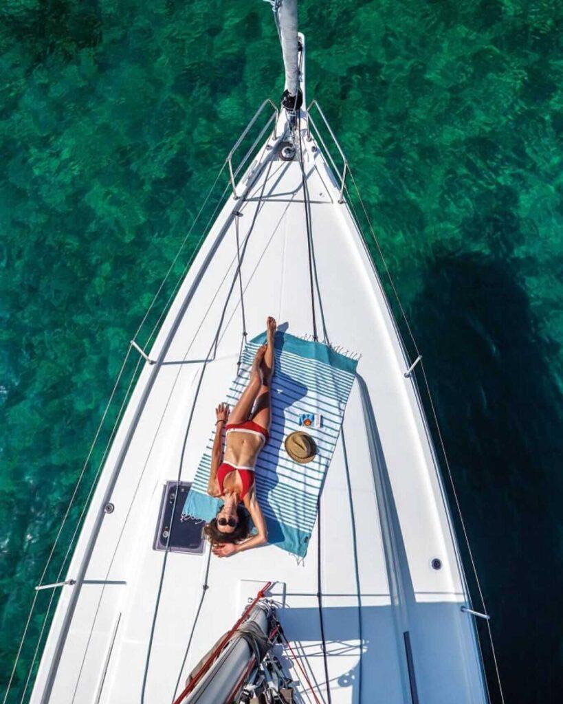Aquatrotters Yachting and Sailing sea holiday