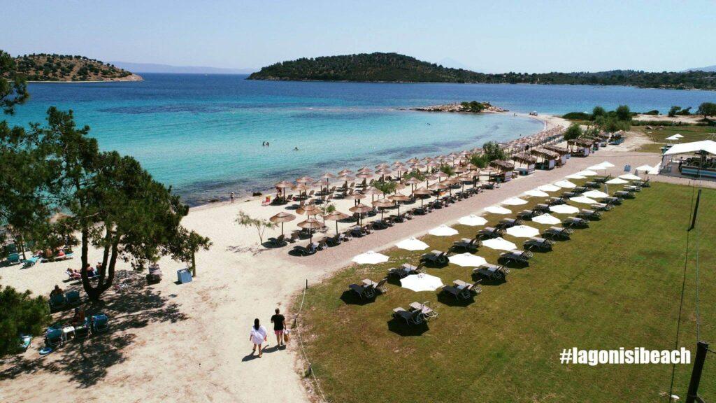 Lagonisi Beach Bar Sithonia