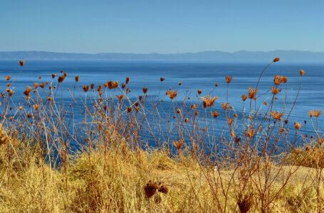 7 hiking trails at Sithonia
