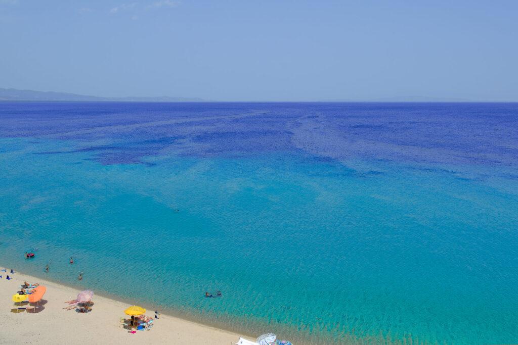 Sithonia Trani Ammouda beach
