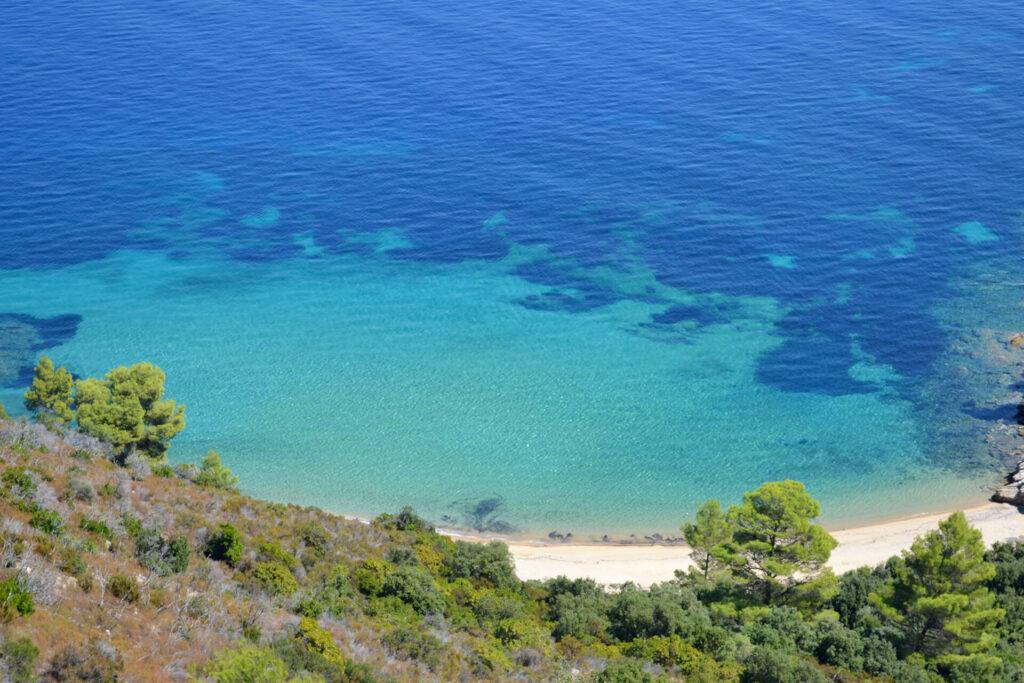 Clean it like the Greek Sithonia Beach