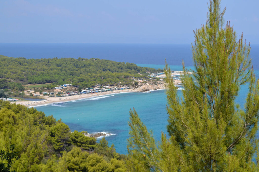 Clean it like the Greek Sithonia Beach 2