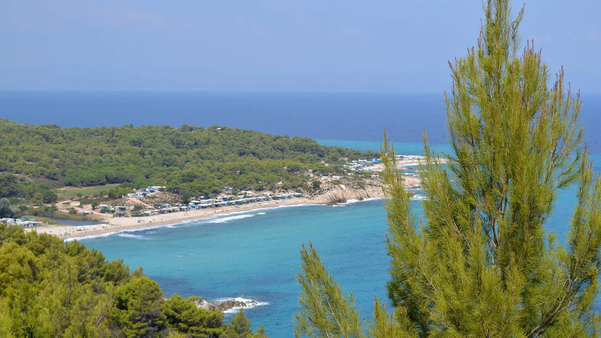 """The municipality of Sithonia in the program """"Ecology and Philhellenism"""""""