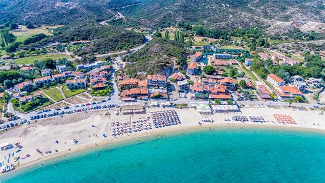 Kalamitsi Sithonia Halkidiki Greece
