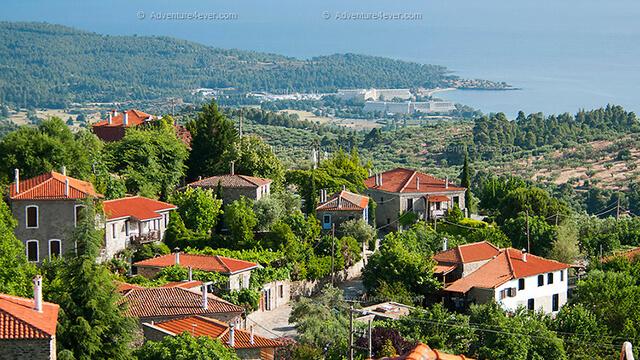Parthenonas Sithonia Halkidiki Greece