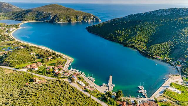 Porto Koufo Sithonia Halkidiki Greece