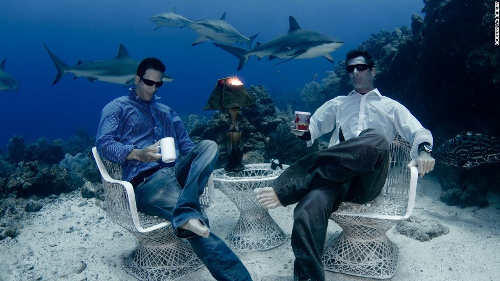 freedivers-drinking-tea