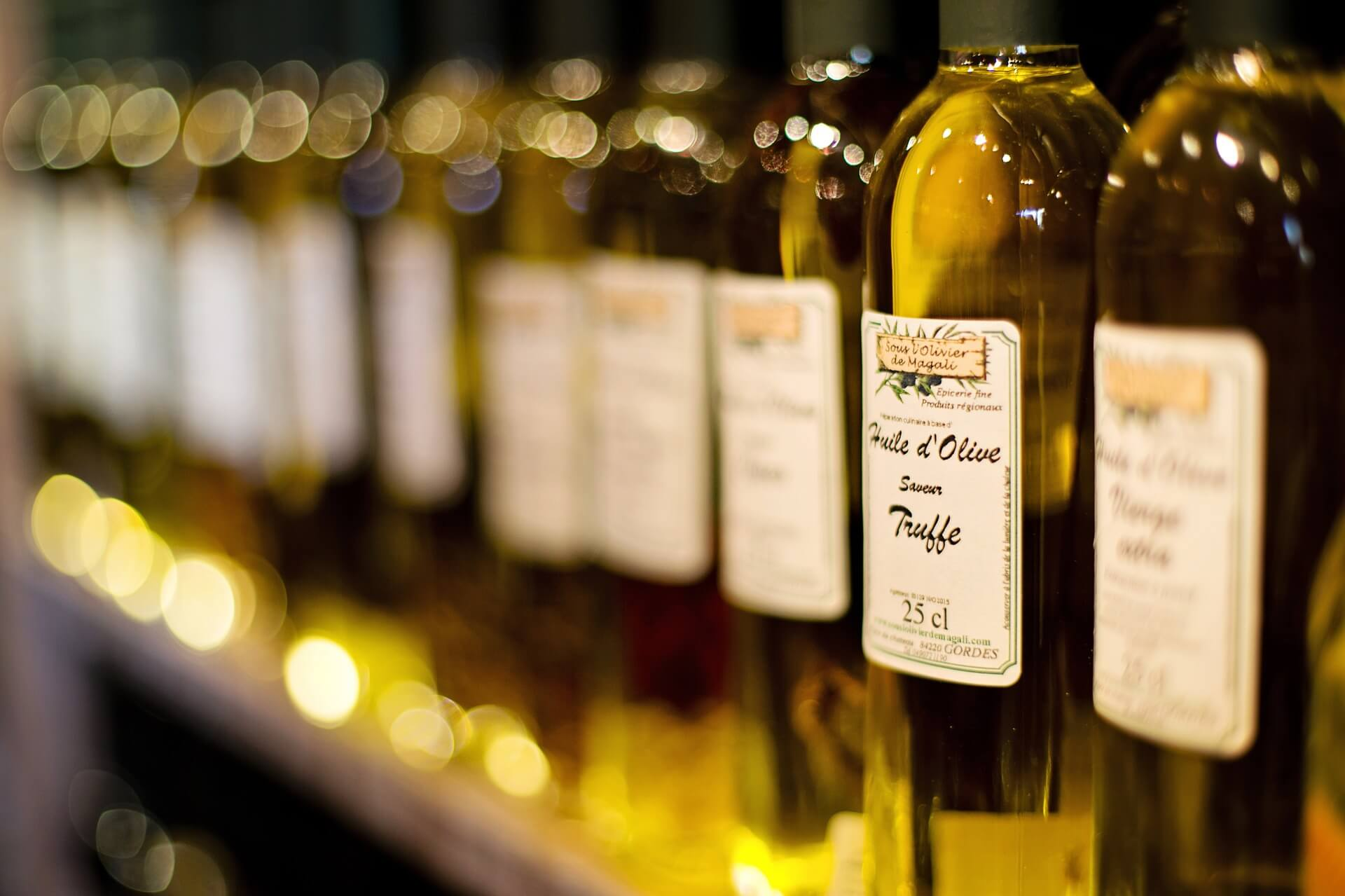 How to recognize the quality of olive oil